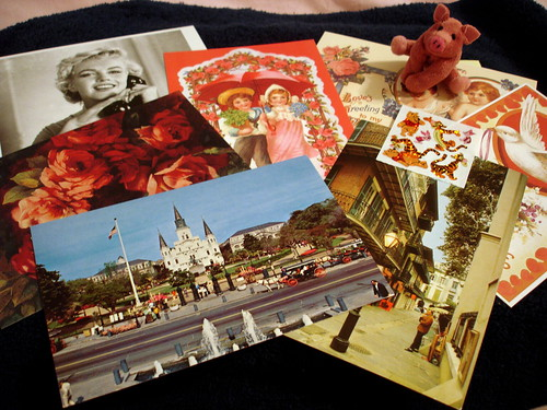 Retro Valentines and Old New Orleans