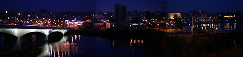 Downtown Oly Panorama