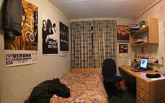 room without a view (ilgiovaneWalter (Sobchak)) Tags: uk england autostitch poster manchester europa europe erasmus desk unitedkingdom laptop experiment stuff curtains antonyandthejohnsons myroom shelves 1000views fallowfield inghilterra iamkloot owenspark greenwalls greatermanchester joanaspolicewoman martasuitubi notalike ninebelowzero oakhouse sycamorecourt withsong