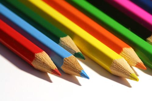 Colour Pencils by M4gic.