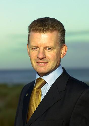Trevor Sargent TD