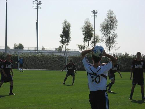 LMU vs. LA Galaxy