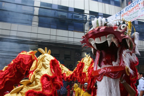 Celebrating Chinese New Year in Binondo - 14