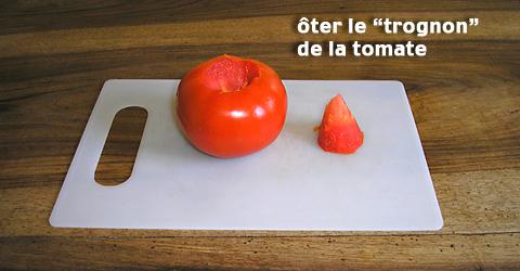 Tian - Préparation tomate 1