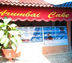 Arumbai cake
