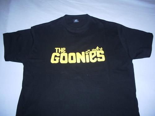 """Camiseta de """"Los Goonies"""""""