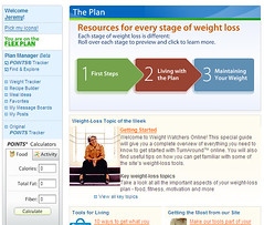 weight watchers online - 2/2007