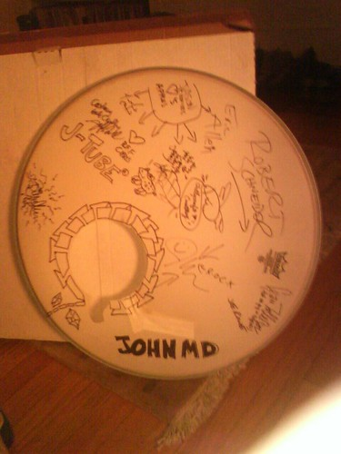 Magic Drumhead