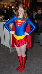Confessions of a Teenage Supergirl (edwick) Tags: comics cosplay supergirl dccomics newyorkcomiccon confessionsofateenagesupergirl likeyoucarewhoshesdressedupas