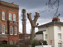 Camberwell chimney