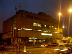 North Peckham Civic Centre (by night)