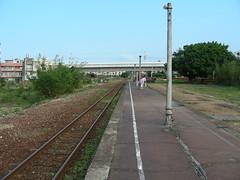 竹中站月臺