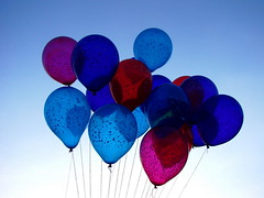 un globo para cada uno - by ruurmo