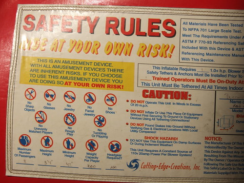funny safety pictures. Mall - funny safety rules