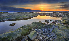 Seascape (DARREN ST0NE) Tags: ocean sunset seascape canada color 20d canon point eos interesting bc angle pacific britishcolumbia wide victoria explore multiple photoshopcs clover juandefuca 1022mm hdr victoriabc exposures photomatix explored darrenstone hdrmeetsorton lightgazer diamondclassphotographer flickrdiamond
