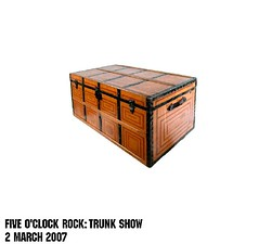 Five O'Clock Rock: Trunk Show