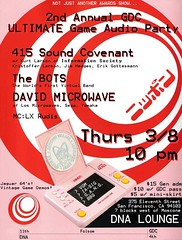 415 Sound Covenant @ DNA Lounge, SF 3/8/07 @ 8PM