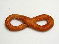 one infinite pretzel