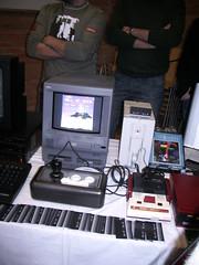 FM-TOWNS II en MadriSX 2007