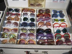 Nina Ricci and other designer vintage sunglasses for sale (SoulProviders.co.za) Tags: fashion shopping tokyo clothes shopwindow shopfront shopdisplay