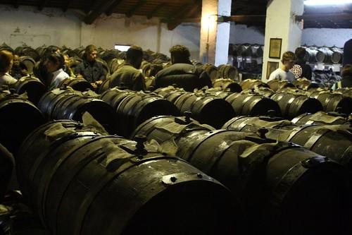 Barrels and Students