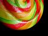 Honey, oh sugar sugar... (NowJustNic) Tags: china home closeup candy sweet edited stripes beijing 北京 中国 lollipop 糖 糖果 dongwangzhuang
