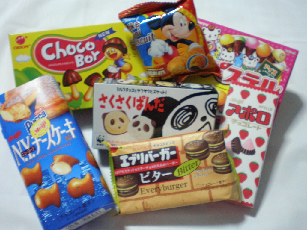 16.03.07 - Snack Attack (perfect snacks for bentos) !!