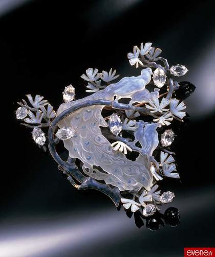 Broche de Lalique