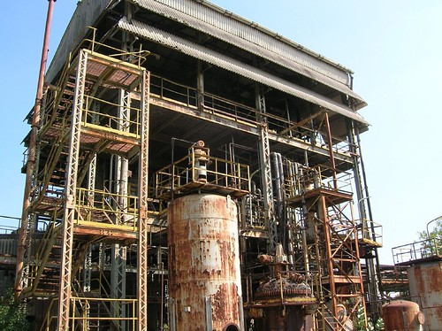 Union Carbide MIC plant