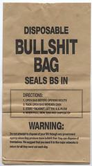 bullshit-bag (tango 48) Tags: pakistan bag office head bull shit bullshit honcho islamabad headhoncho