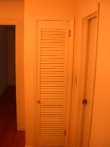 Linen Closet beside the hallway bath 20070131