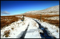 Track 2 (andrewlee1967) Tags: track snow yorkshire moors andrewlee1967 uk searchthebest andylee1967 canon400d england landscape focusman5 andrewlee