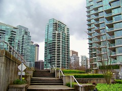 (Bob & Gayle) Tags: canada vancouver downtown bc waterfront britishcolumbia condo coalharbour coalharbor