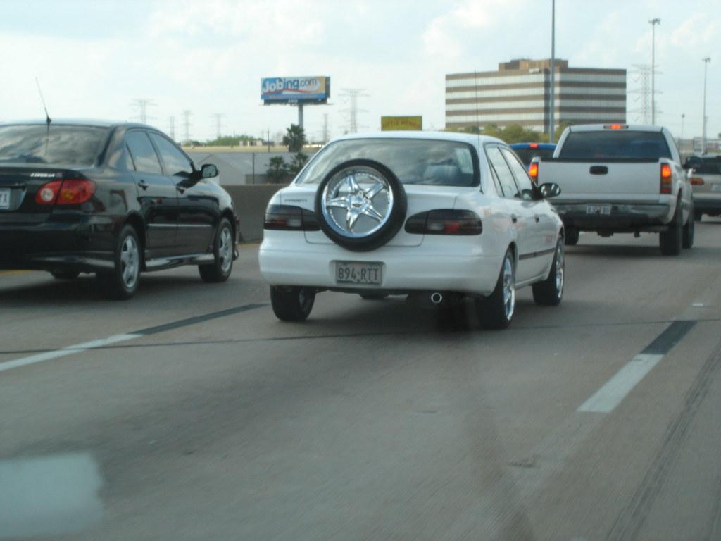 Spare Tire...Hmmm