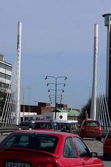 Bridge - central Malmoe (atranswe) Tags: bridge mars sweden malmoe sverige bro malm 2007 panasonocdmcfz20 jpgimage0047