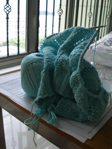 Knit Sculpture