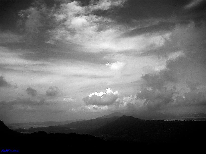 Skies @ Langkawi Malaysia