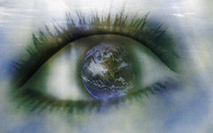 eye (SwEeTcHy) Tags: world sky eye clouds ojo earth cielo nubes irreal surrealismo impressedbeauty
