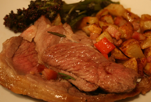 Stuffed Leg of Lamb 2