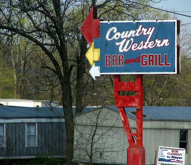 Country Western Bar and Grill