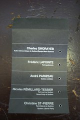 Bulletin de vote 2007