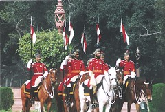 Indian soldiers (sftrajan) Tags: india delhi changingoftheguard nct rashtrapatibhavan   jawans