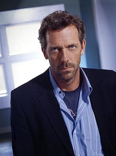 Hugh Laurie aka Dr. House