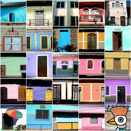The Colours of Granada, Nicaragua