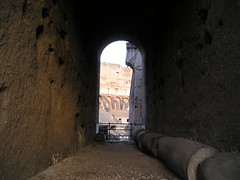 I am entering in the Colosseo ..... seems to feel something to me you feel also you to it? (rogilde - roberto la forgia) Tags: travel light vacation roma beauty canon colori italians vocation colosseo supershot gladiatori nikonstunninggallery abigfave impressedbeauty