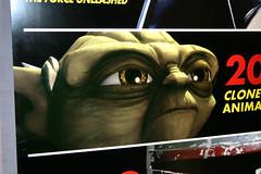 Yoda Star Wars 3D