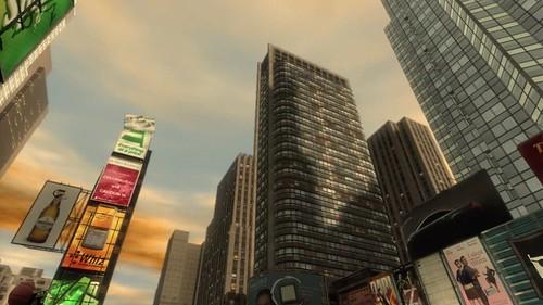 Grand Theft Auto IV edificios
