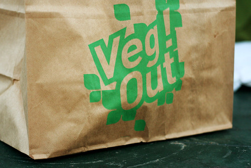 veg out!