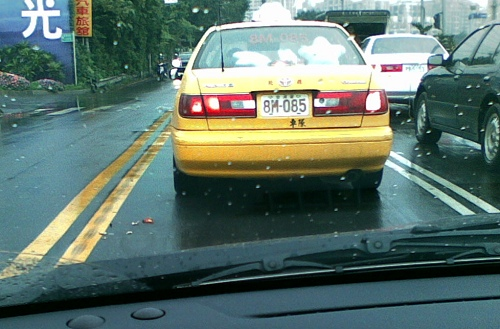 垃圾計程車