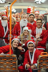 Santa Group 1 (cloudwalker_3) Tags: beard british celebration cheerful christmas costume customs december england english fancydress fatherchristmas females festive festivity flashmob furs gathering glitter greatbritain grinning grins hats headgear holiday image joy london males man men merry nicholas noel outfit party people persons photo photograph pic picture red reindeer santaclaus santacon season seasonal sequinned sequins smile smiling tradition traditional uk unitedkingdom white winter woman women xmas yuletide